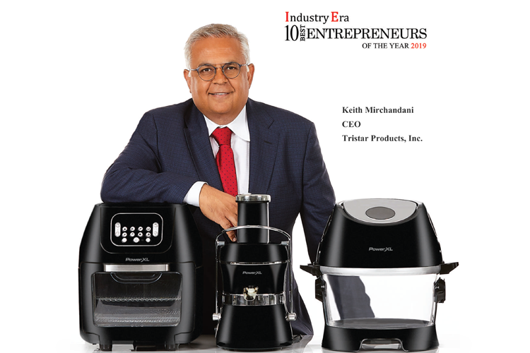 Keith Mirchandani, CEO - Industry ERA — 10 Best Entrepreneurs of the Year 2019