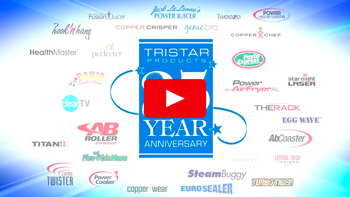Tristar Products 25 Year Anniversary
